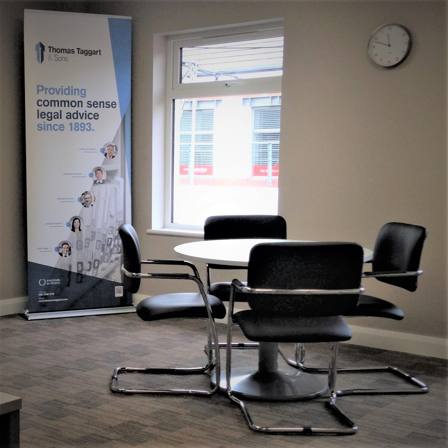 Thomas Taggart & Sons open consulting office in Ballymena