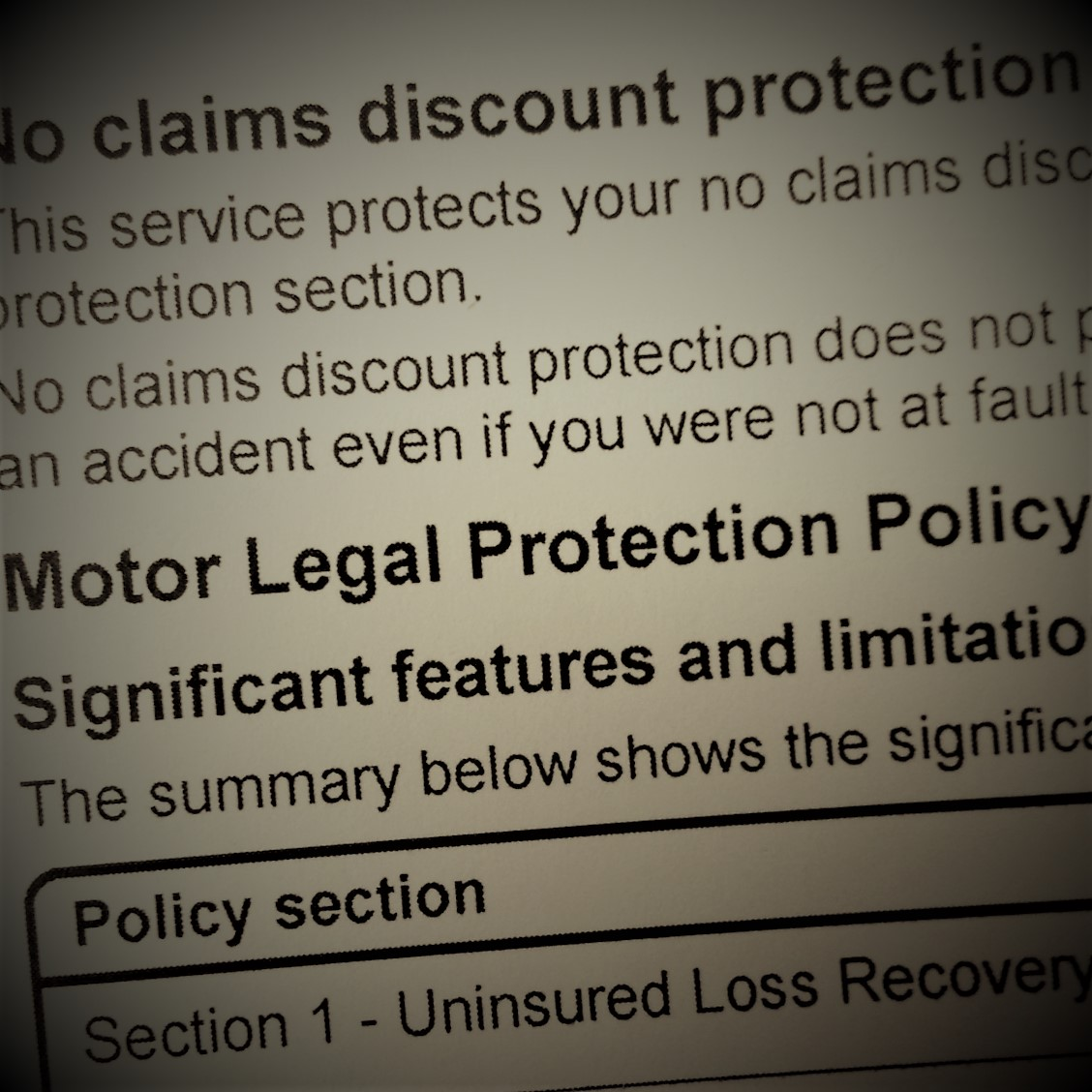 Motor Legal Protection Cover – is it necessary?